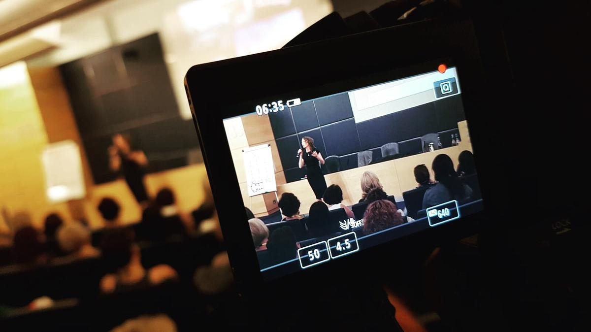 The 3 Things Creating Public Speaking Footage Will Give You