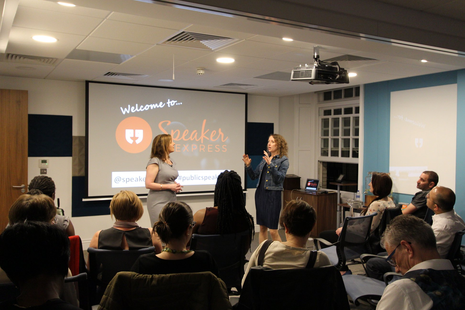 Next Level Programme – Growing Your Speaking Business
