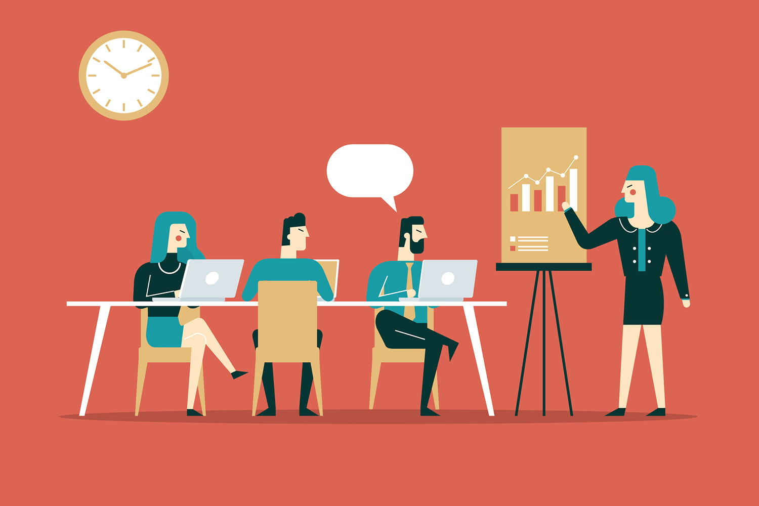 Five ways to improve your presenting skills
